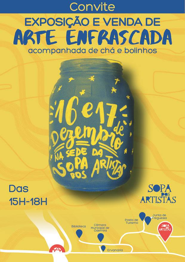 Exposition Sopa dos Artistas