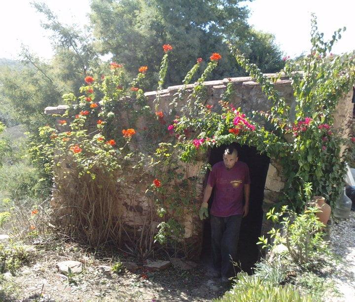 Mon atelier au Portugal