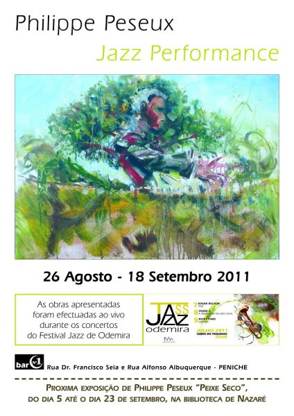 Read more about the article Exposition Jazz performance